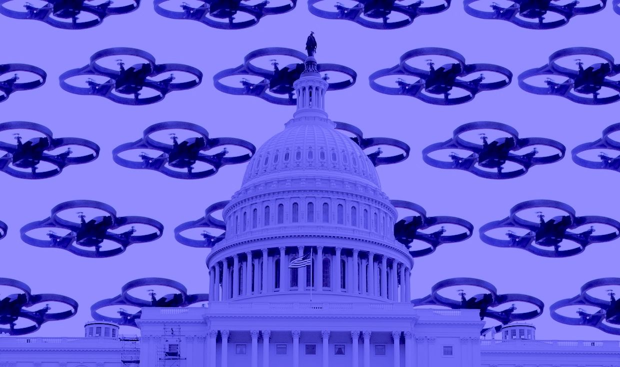 Senate Bill 2658 sheds light on how at least some people wanted to regulate drones