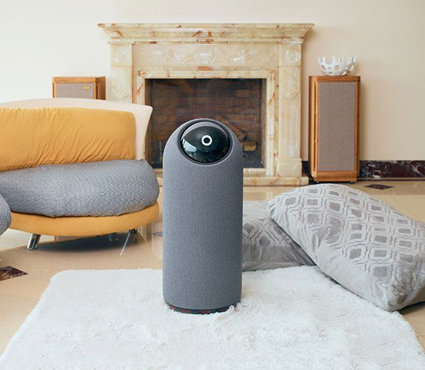 BIG-i personal home robot