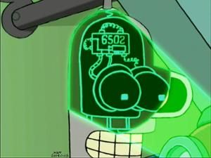 """Futurama"" tm and © 2009 Twentieth Century Fox Film Corporation. All rights reserved."