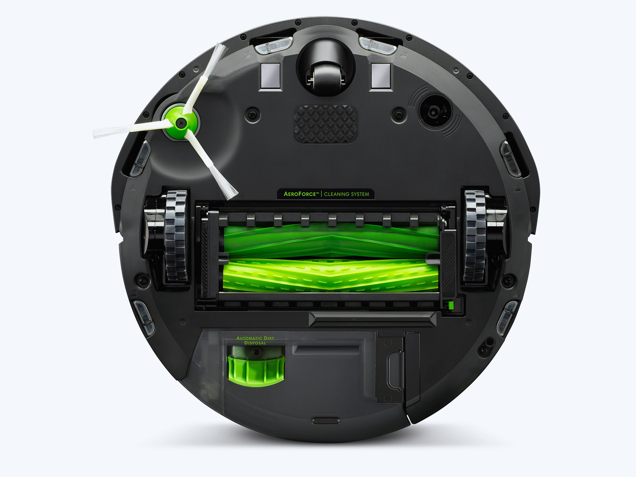 New Roomba I7 Has Persistent Maps Selective Room Cleaning And A Smartphone Dock Built Inside Mans Prosthetic Arm Automatic Dirt Disposal Ieee Spectrum
