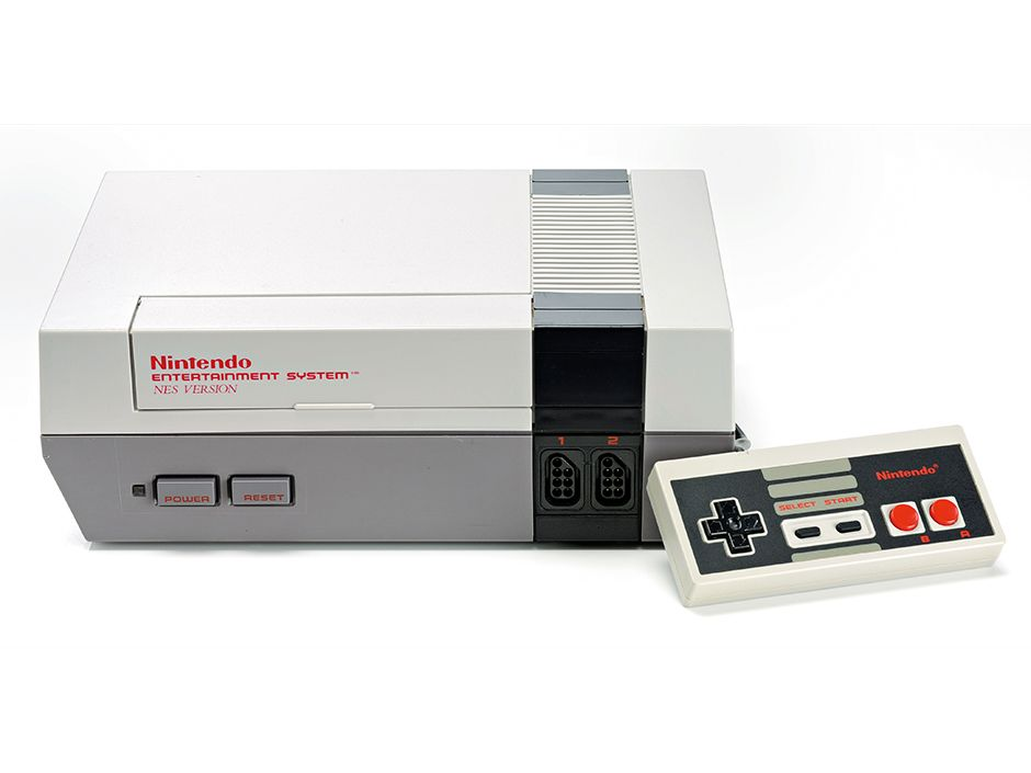 A key games console of the 1980s, the Nintendo Entertainment System used a 6502 that was modified, for example, to allow the chip to generate sound directly.