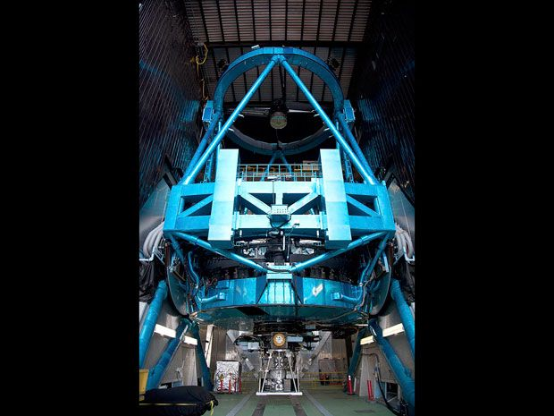 <b>The Search:</b> Digital eyes will scan the skies in coming months in hopes of discovering Planet Nine. The Subaru Telescope, operated by the National Astronomical Observatory of Japan, uses infrared light to search for distant traces of radiation.