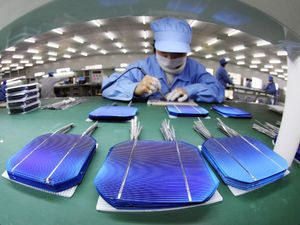 photovoltaics for solar energy
