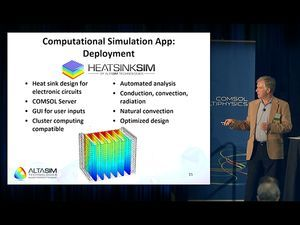 Hear from simulation experts about their experience with computational apps and how they are creating the future of numerical simulation