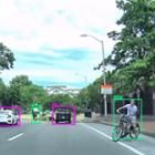 Neurala's AI system can identify pedestrians, cars, cyclists, and trucks in real-time.