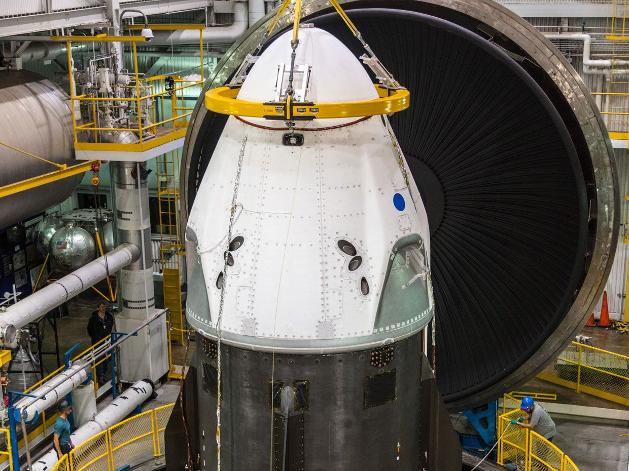 Boeing's Starliner and SpaceX's Crew Dragon Prepare to Visit the