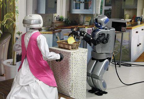 A Robot In The Kitchen Ieee Spectrum