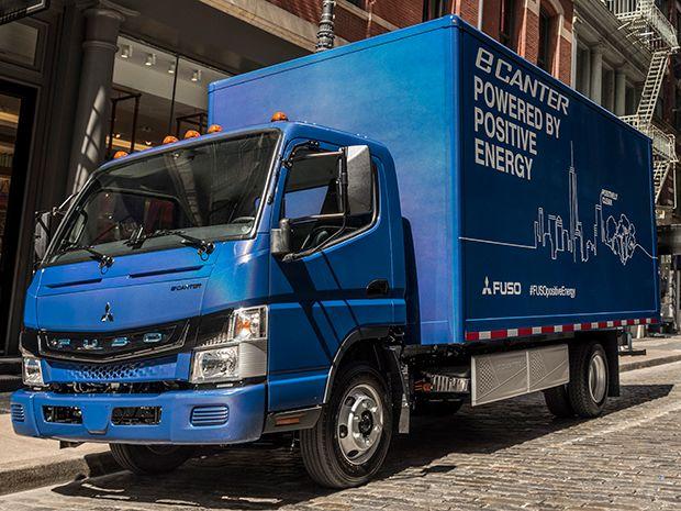 Daimler Unveils First All-Electric Truck - IEEE Spectrum