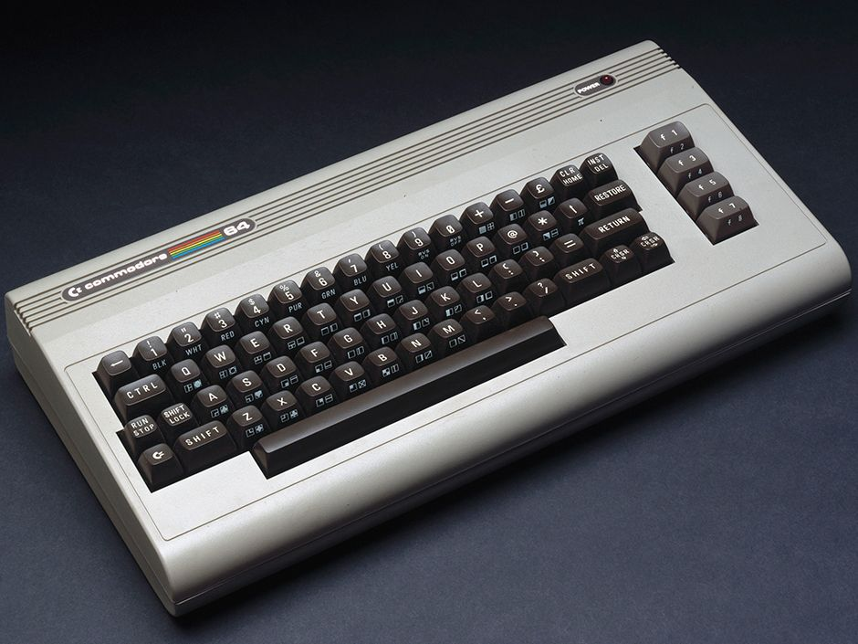 Commodore's later 6502-based computer, 1982's Commodore 64 became the most popular home computer ever, with more than 17 million sold.