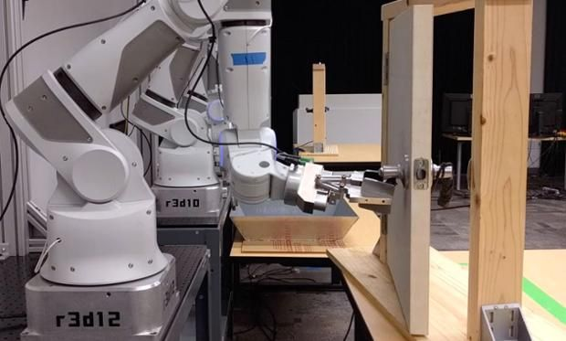 Google Wants Robots To Acquire New Skills By Learning From