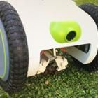 Beetl's backyard robot identifies and cleans up dog poop