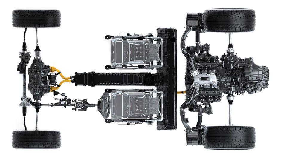 The 2017 Acura Nsx A Hybrid Supercar Ieee Spectrum