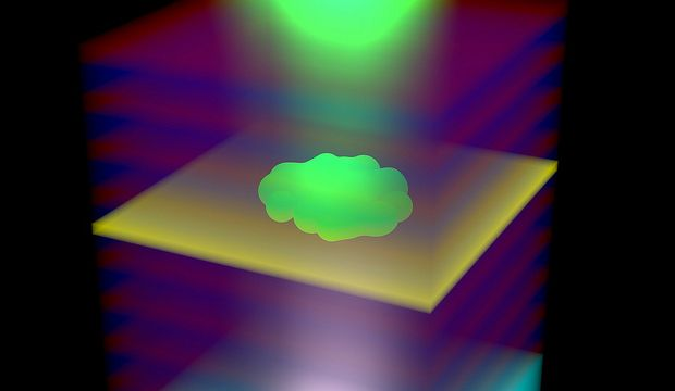 Bose-Einstein Condensate Made at Room Temperature for First Time ...