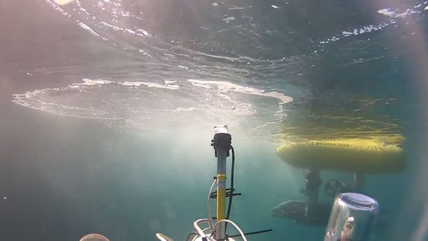 Underwater Robots Learn a New Language, JANUS