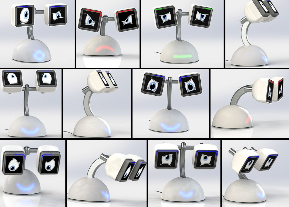 Haru: An Experimental Social Robot From Honda Research