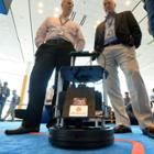 TurtleBot powered by Intel Joule module at the Intel Developer Forum in August.