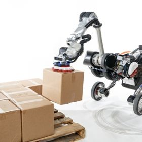Boston Dynamics Handle robot