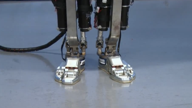 Designing A More Human Like Lower Leg For Biped Robots