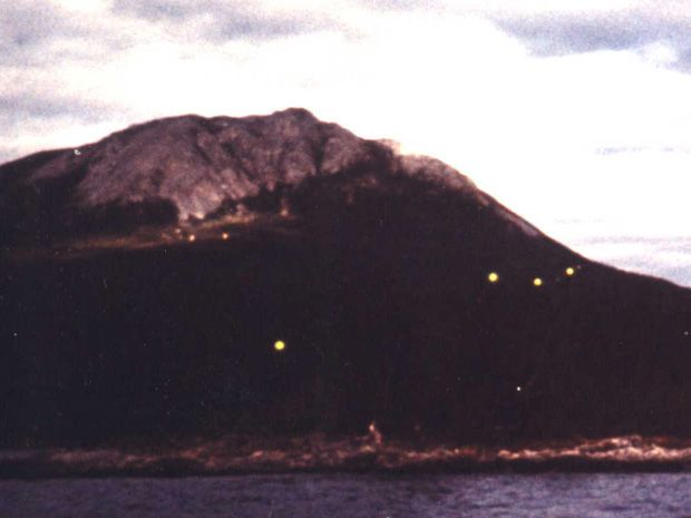 Mystery of Earthquake Lights Traced to Electrical Charges in Rocks