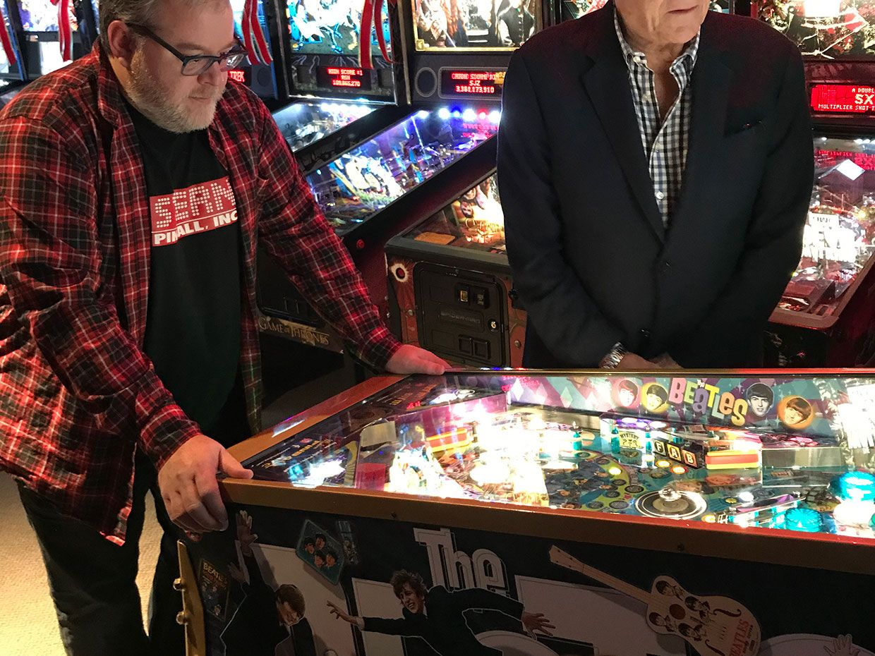 In Retail'S Shift To Online, The Winner Is… Pinball? IEEE
