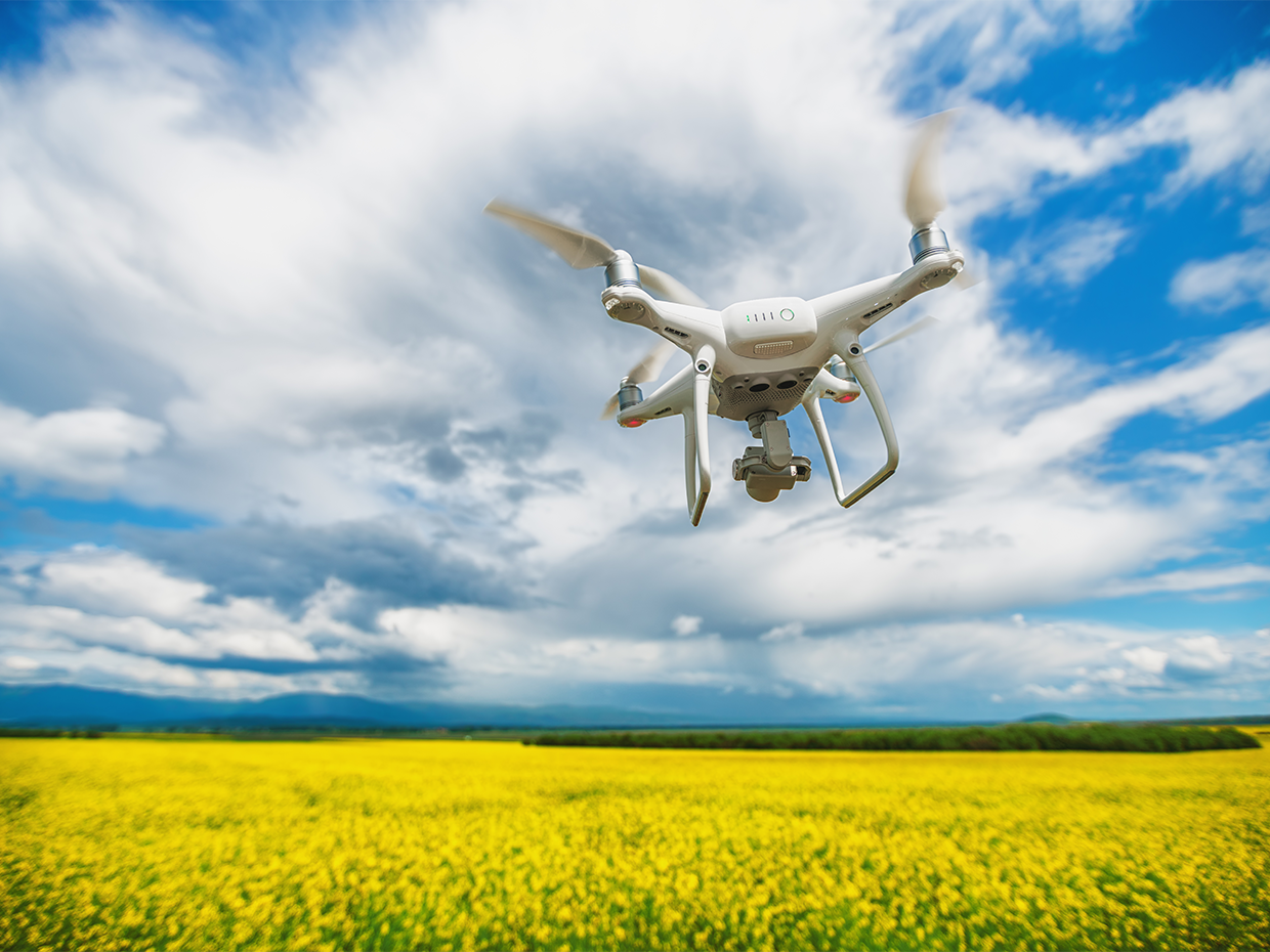 Electronic License Plates for Drones May Come Soon