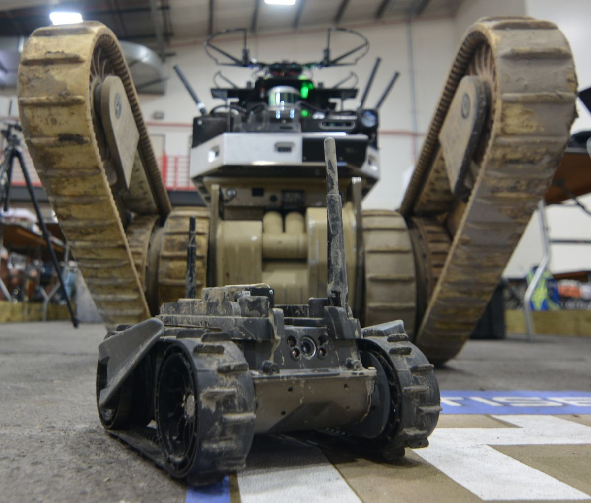How Robotics Teams Are Solving the Biggest Problem at DARPA's Subterranean Challenge