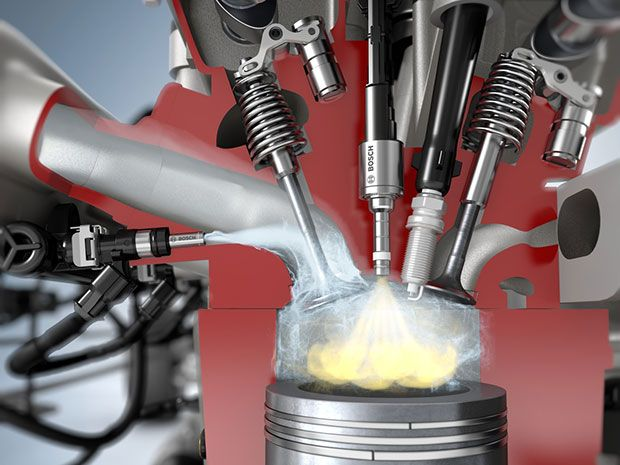 Squirts Of Water Can Boost Engine Performance Fuel