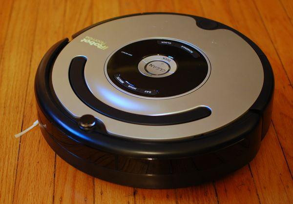 Review Irobot Roomba 560 Ieee Spectrum