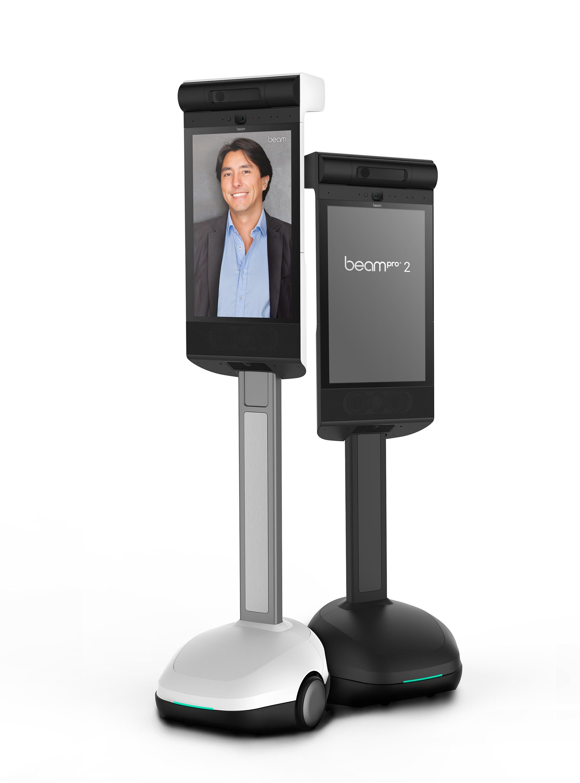 suitable tech introduces beampro 2 telepresence platform