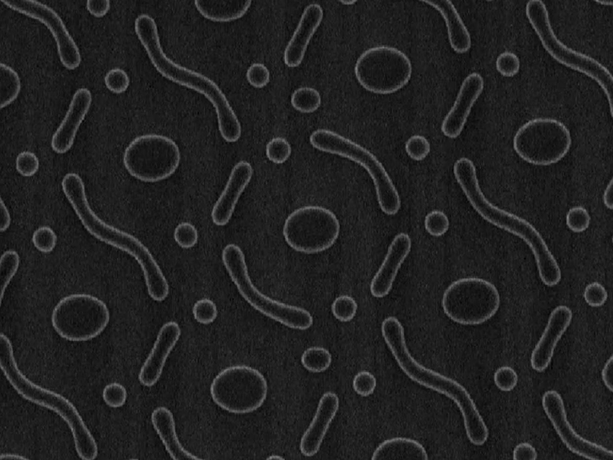 Custom Computer Makes Inverse Lithography Technology Practical for First Time