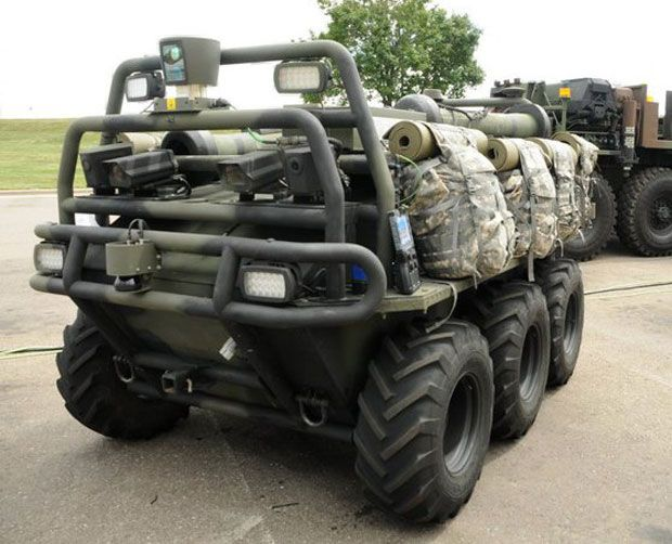 Used Military Vehicles >> What Else Can We Do With Autonomous Military Vehicles Ieee