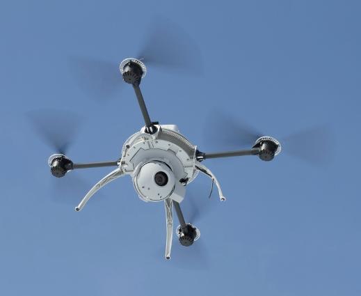 aeryon scout quadrotor uav
