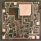 Photo of Fairchild Semiconductor μA741 Op-Amp