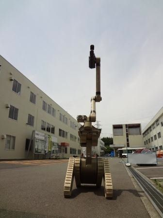 robot operator training with irobot warrior extended at fukushima daiichi nuclear power plant