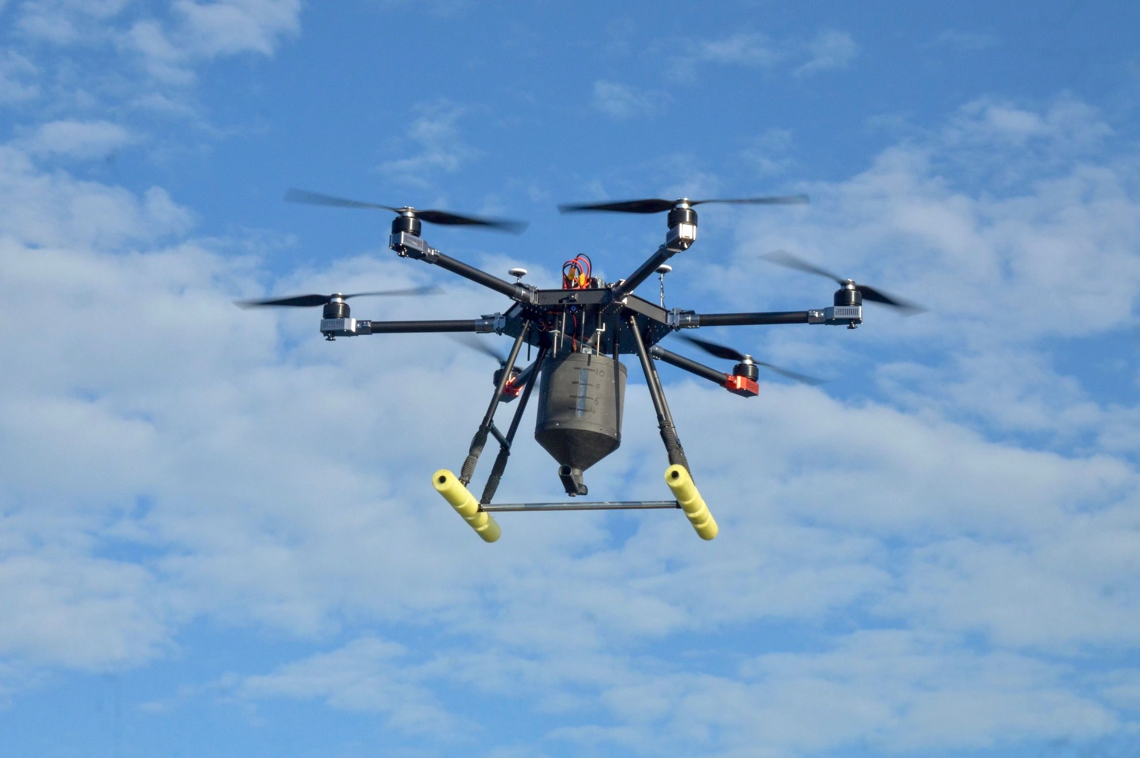Drones Help Rid Galápagos Island of Invasive Rats