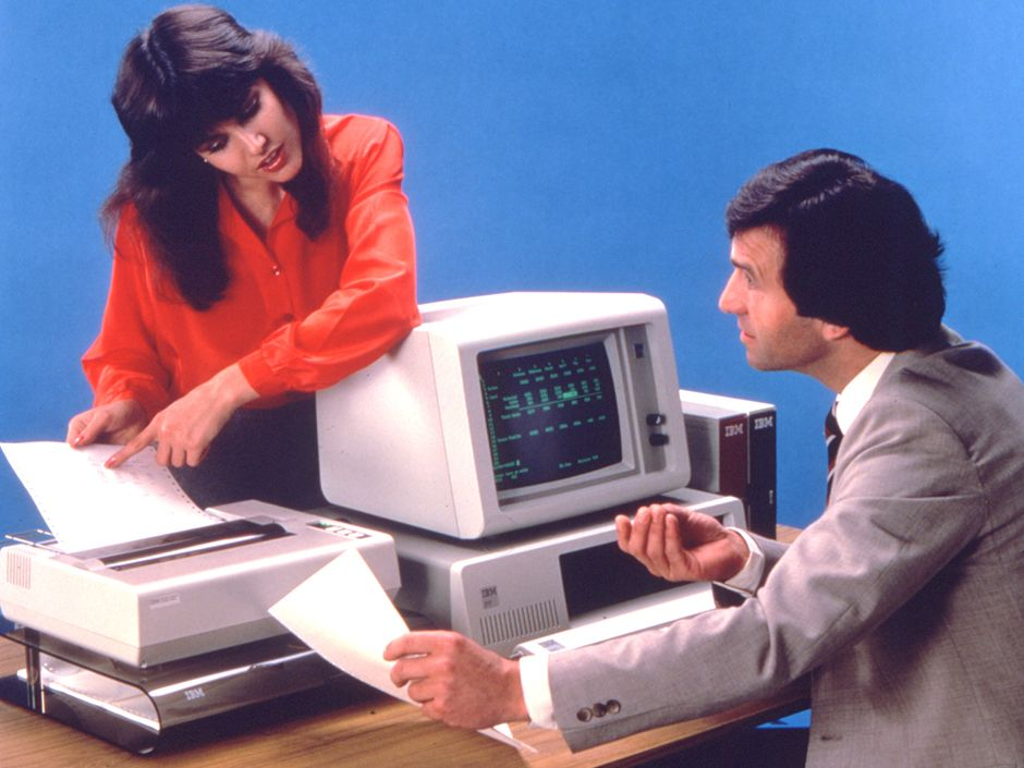 "Just as the IBM PC was the ""killer app"" for the 8088 chip, the spreadsheet was the killer app for the IBM PC, propelling it into offices worldwide."