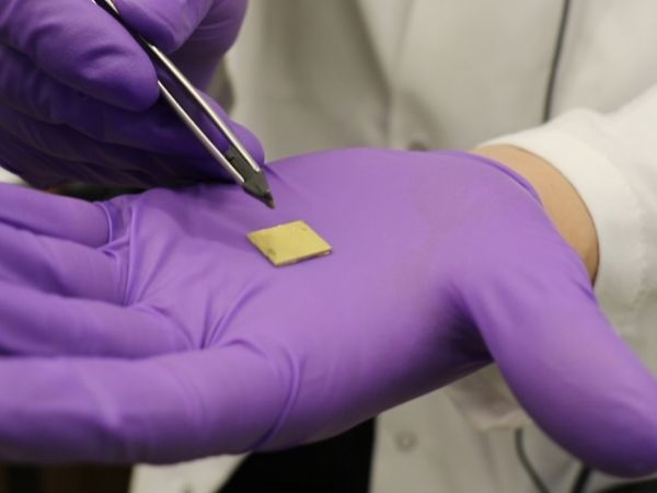 This nanoprinting process allows researchers to 3D print more on a biochip than ever before, making it easier to study biomedical issues