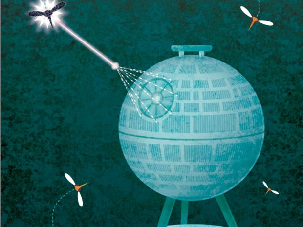 Backyard Star Wars - IEEE Spectrum
