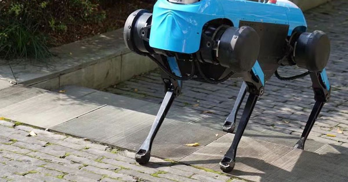 8aa9dddb9d81f Video Friday  China s Jueying Quadruped Robot