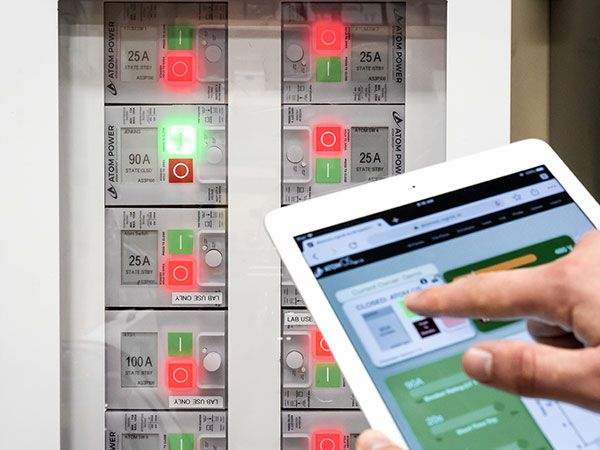 Atom Power is launching the first UL safety-certified digital circuit breaker panel combined with smart software and connectivity that could help monitor and control energy use of buildings