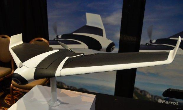 Disco Adds Fixed Wing Flight to Parrot's Flock of Drones - IEEE Spectrum