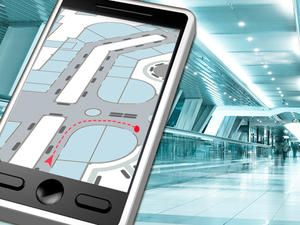 STMicroelectronics and others want smartphones to get you around in malls and other indoor spaces.