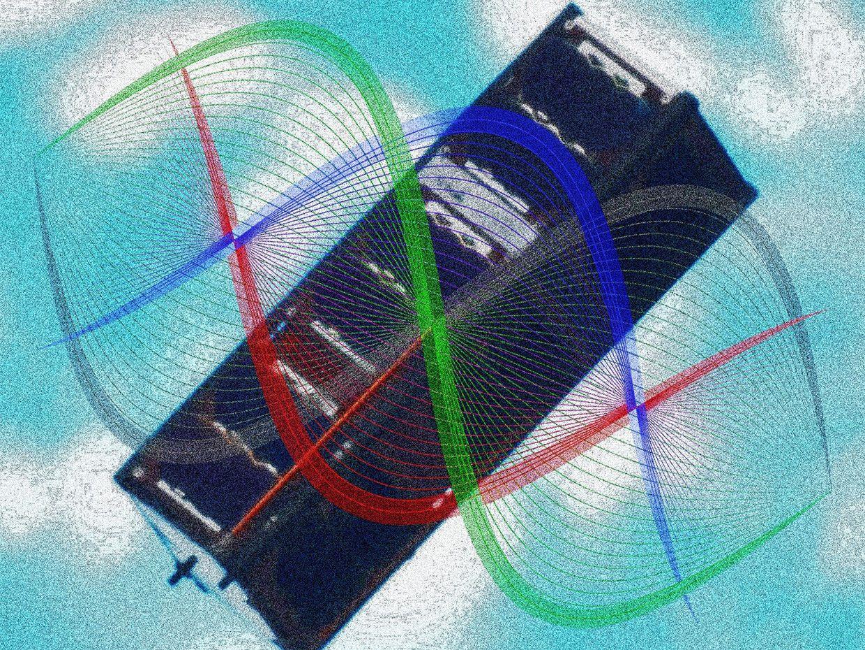 Tiny Satellites Could Distribute Quantum Keys