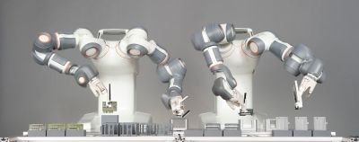 Abb S Frida Offers Glimpse Of Future Factory Robots Ieee