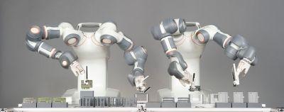 abb industrial robot frida