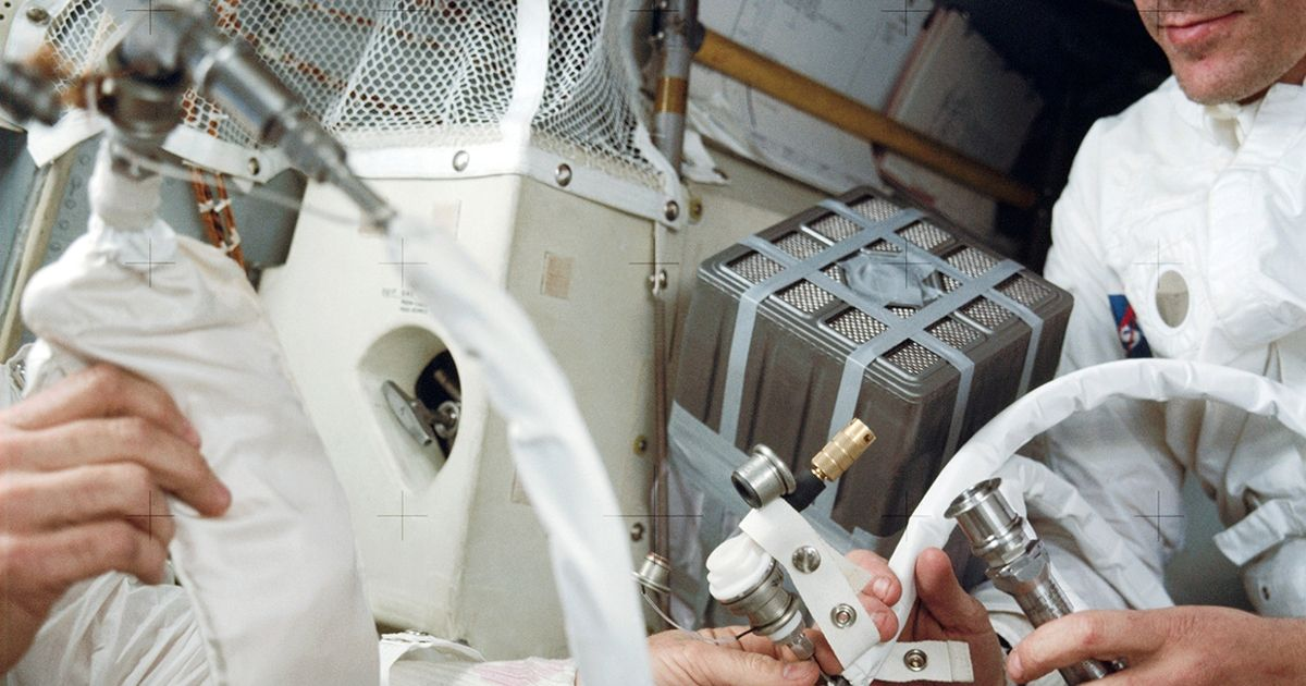 Apollo 13 We Have A Solution Part 3 - IEEE Spectrum