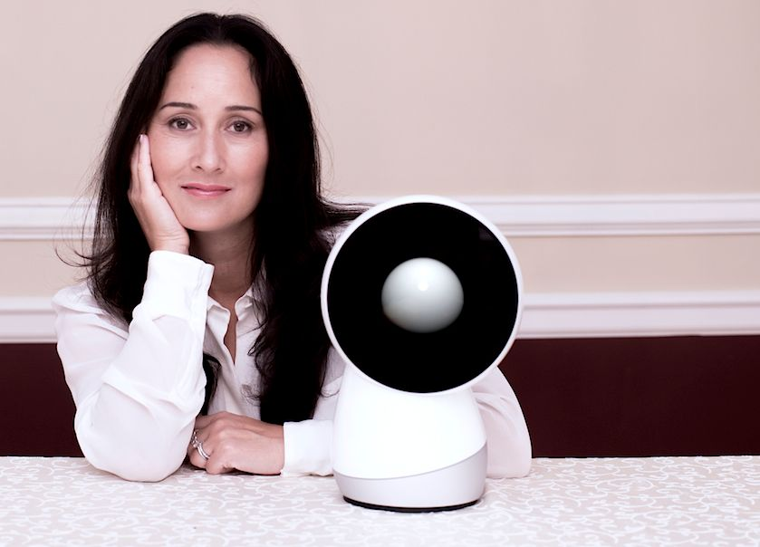 Cynthia Breazeal Unveils Jibo, a Social Robot for the Home