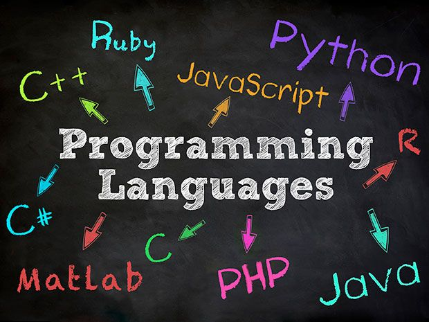 programming languages opening illustration