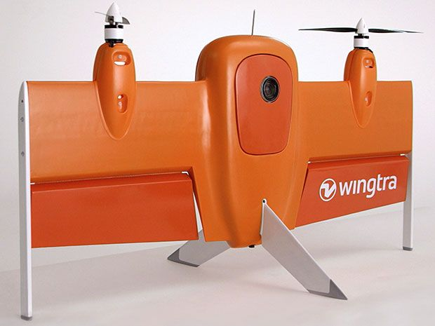 CeBIT 2016: Wingtra Wants To Be Your Hybrid Drone