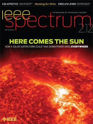 najnovije izdanje IEEE Spectruma